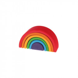 de kleinste regenboog