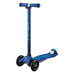 Maxi Microstep deluxe marineblauw