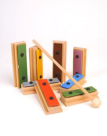 Speelgoed om muziek mee te maken
