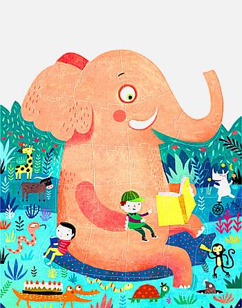 Kinderpuzzel online kopen: bij Goochem heb je volop keuze.